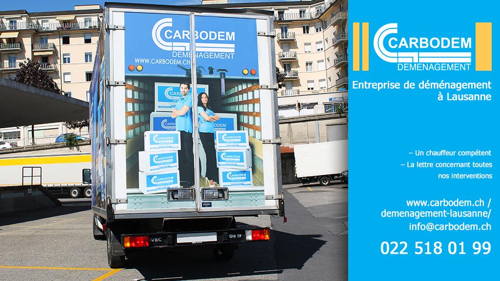 Comment demander à La Poste de réacheminer votre courrier vers votre nouvelle adresse│ CARBODEM – L'entreprise de déménagement à Lausanne
