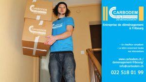 Que faire pour bien déménager en famille│ CARBODEM – L'entreprise de Déménagement à Fribourg