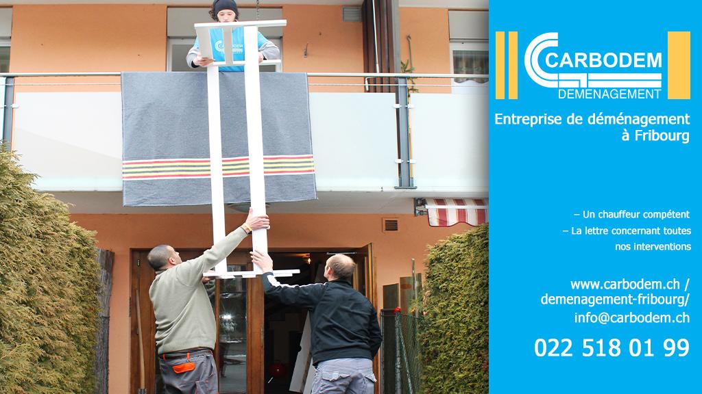 Les bonnes astuces pour bien déménager│ CARBODEM – L'entreprise de déménagement à Fribourg