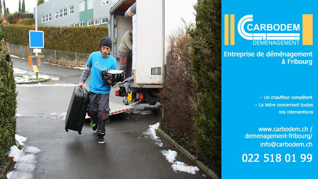 Quelles sont les tâches à réaliser du début à la fin d'un déménagement│ CARBODEM – L'entreprise de déménagement à Fribourg