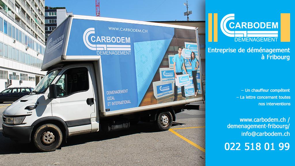 Quelles sont les entités à prévenir de votre changement d'adresse│ CARBODEM – L'entreprise de déménagement à Fribourg